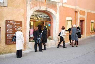 Office de tourisme de roussillon en provence - Orange office de tourisme ...